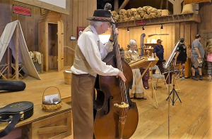 Heartstrings Music @ End of the Oregon Trail Interpretive Center